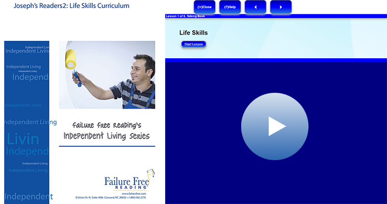 Life Skills - Failure Free Reading's Online Reading Store