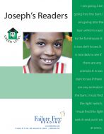 Joseph's Readers Teacher Manual - GREEN Level - Print Only