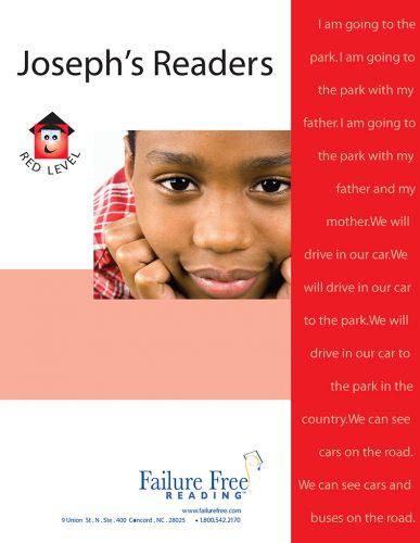 Joseph's Readers Teacher Manual - RED Level - Print Only