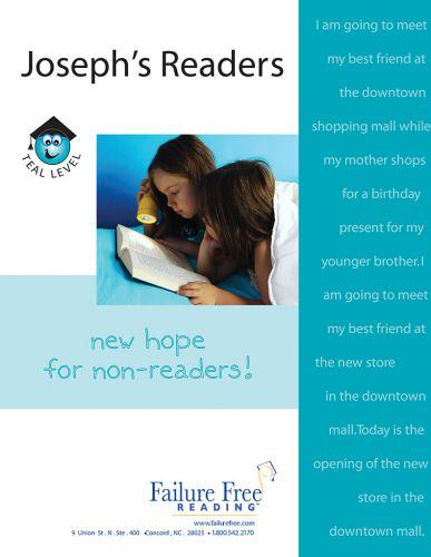 Joseph's Readers Teacher Manual - TEAL Level - Print Only