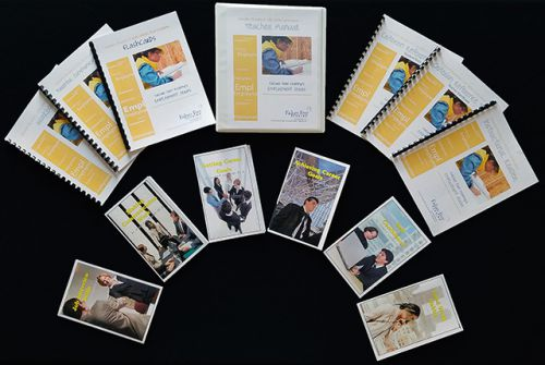 "Life Skills – Yellow Level – All Stories - ""Employment"" - One Digital Downloadable Copy of Failure Free Reading's Yellow Single-Level Instructional Materials"